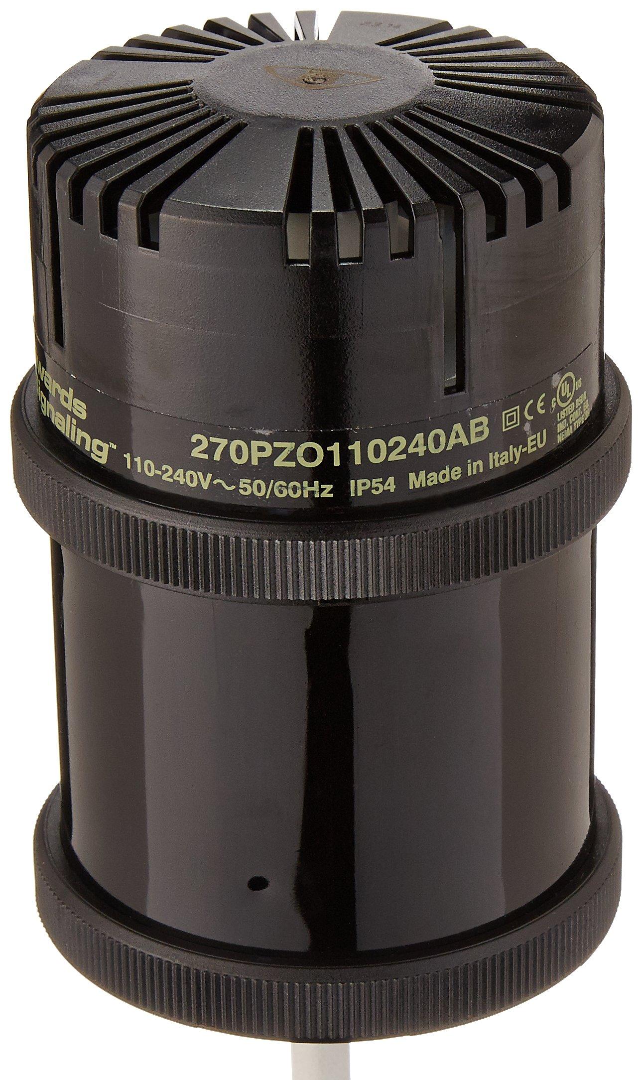 Edwards Signaling 270PZO120240AB Piezoelectric Sounder Module, 70mm