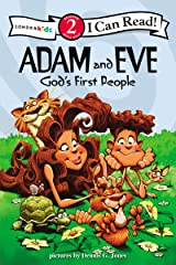 Adam and Eve, God's First People: Biblical Values, Level 2 (I Can Read! / Dennis Jones Series) Paperback
