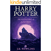Harry Potter e o prisioneiro de Azkaban (Portuguese Edition) book cover