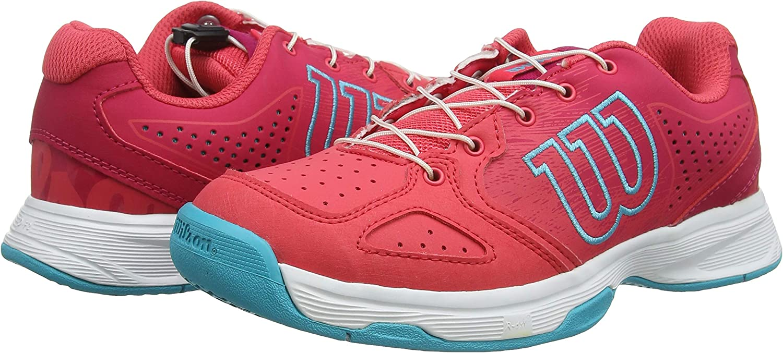 Wilson Unisex Kids KAOS Junior Ql Tennis Shoes