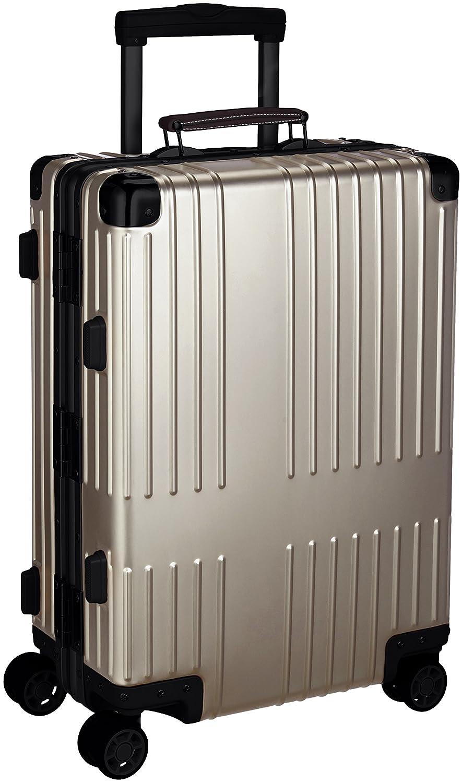 [イノベーター] スーツケース アルミキャリー フレーム 機内持込可 保証付 36L 55cm 4.4kg B06WRNJ5T9 B06XWSJQ3R チタン チタン
