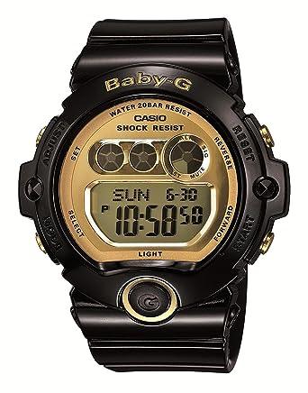 fd04c82f38 Amazon | CASIO カシオ Baby-G ベビーG BG-6901-1 ブラックBG-6900 ...