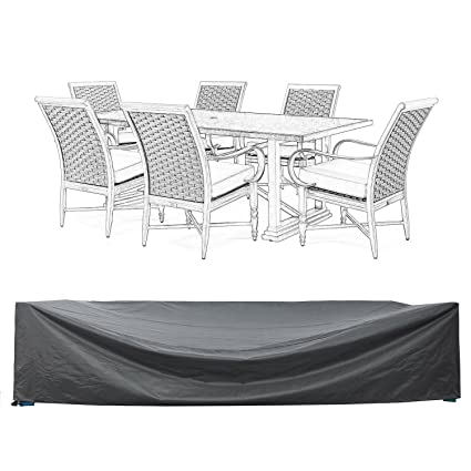 Amazon Com Patio Furniture Set Covers Waterproof Outdoor Table And