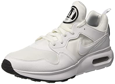 separation shoes 72de3 94c25 Nike Air Max Prime, Baskets Mode Homme, Blanc White-Pure Gris Platinum-