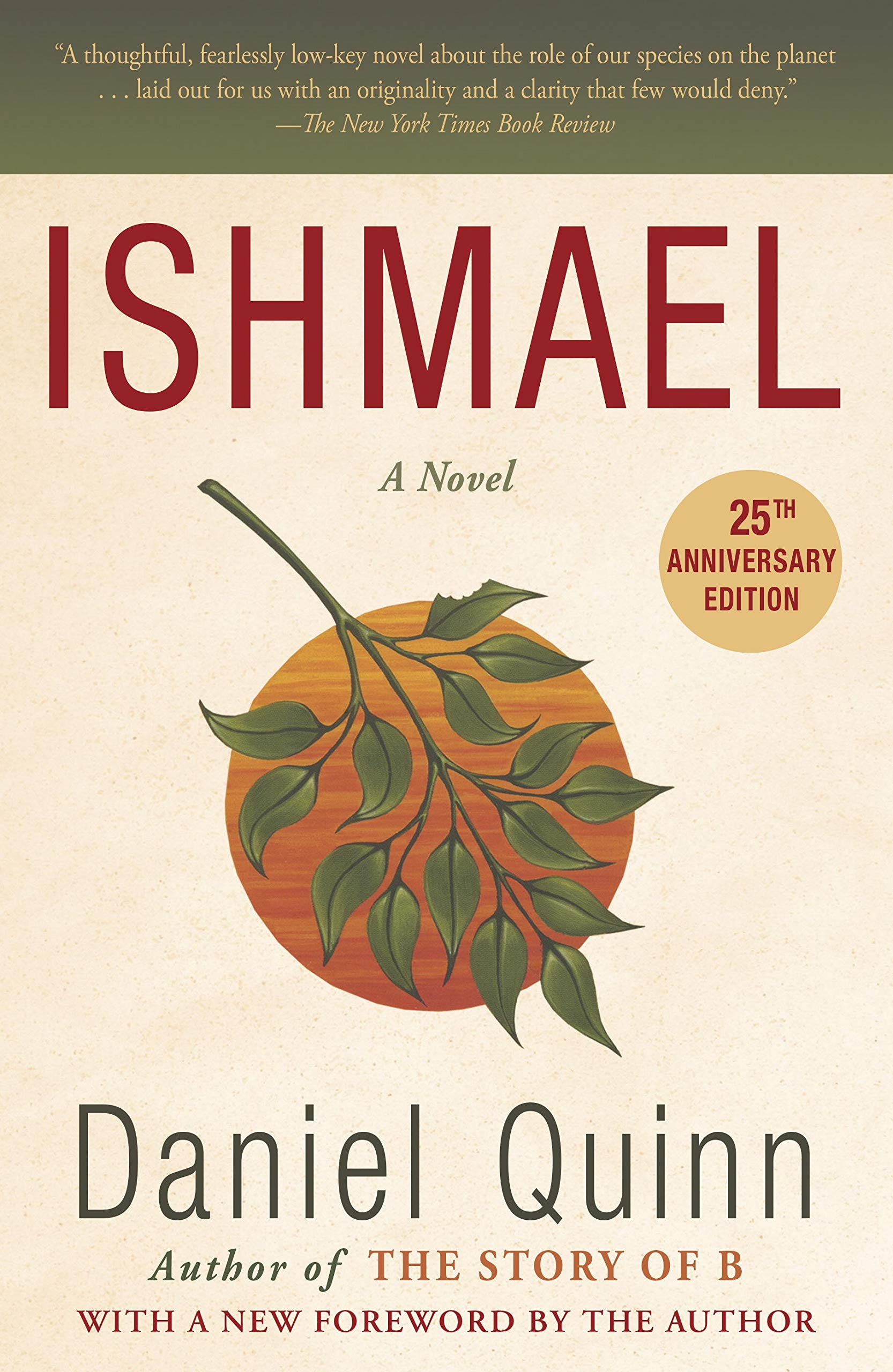 Book Review In Different Key Story Of >> Ishmael A Novel Daniel Quinn 8601401253082 Amazon Com Books