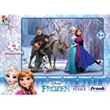 Frank Disney's Frozen Puzzle for 5 Year Old Kids and Above