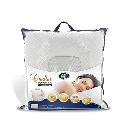 Sweetnight - Oreiller Premium Ergonomique