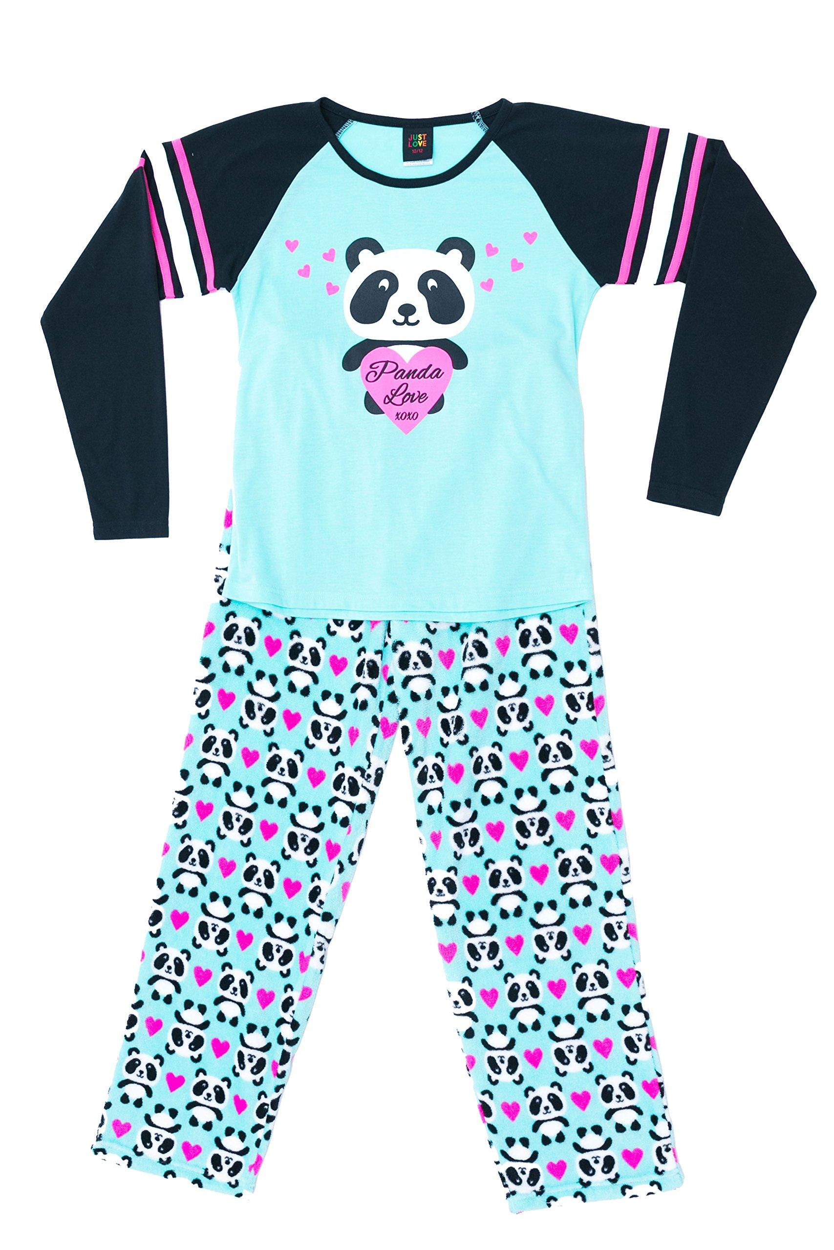 44642-10118-5/6 Just Love Two Piece Girls Pajamas Set