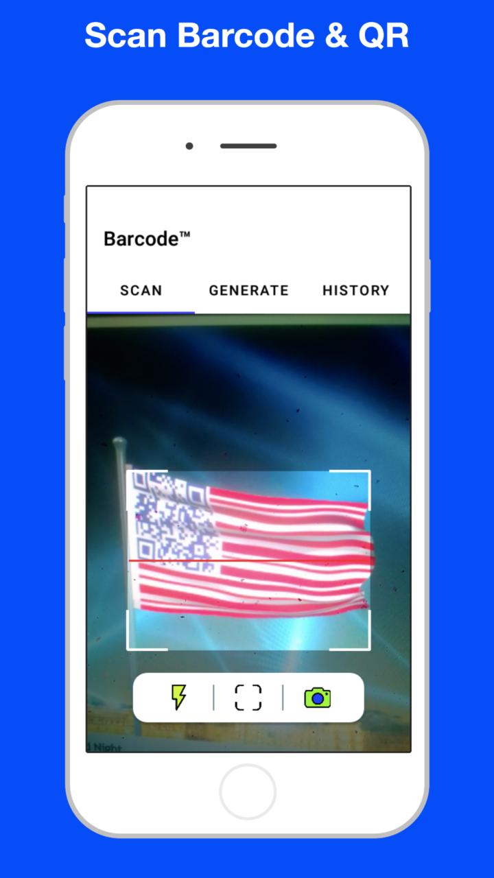 Go Barcode Generator