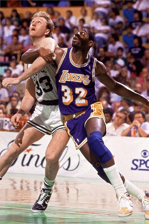 Wall Decor Master Magic Johnson Los Angeles No 32 Lakers Earvin Stampa Poster Stampe Di Alta Qualita 50 8 X 76 2 Cm Amazon It Casa E Cucina