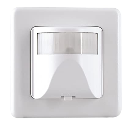 Kopp 805813010 Infracontrol 2D - Sensor de movimiento (ángulo de detección de 180º, IP20