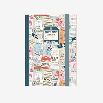 Legami AG160416 - Agenda foto 16 meses semanal con cuaderno ...