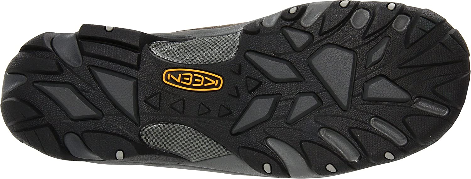 KEEN KEEN KEEN Utility Men's Detroit Low ESD Steel Toe Work schuhe 2d511d