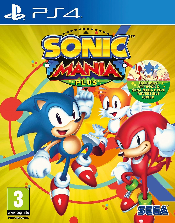 Sonic Mania Plus - PlayStation 4 [Importación inglesa]: Amazon.es ...