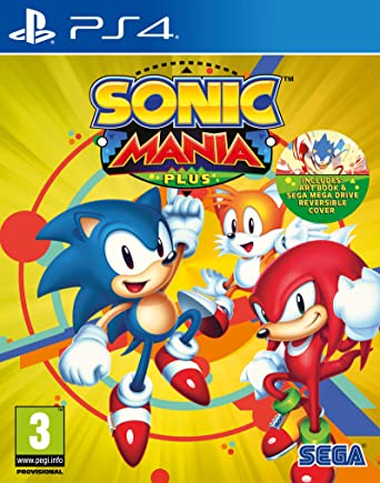 sonic mania plus ps4 - Sonic Open Christmas Day