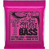 【国内正規輸入品】ERNIE BALL エレキベース弦 2834 Super Slinky Bass スーパースリンキー