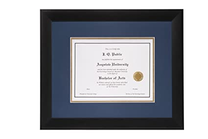 Milburn Diploma Frame, Linear 13\