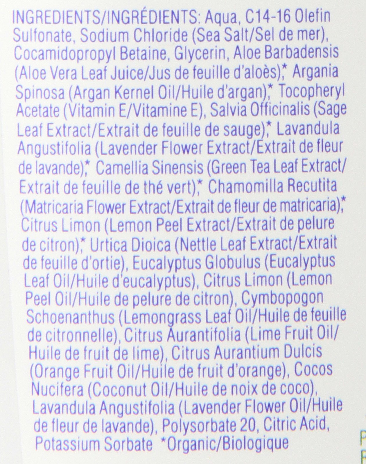 Kiss My Face Whenever Shampoo, Shampoo with Green Tea & Lime, 11 Ounce (Pack of 3) by Kiss My Face (Image #3)
