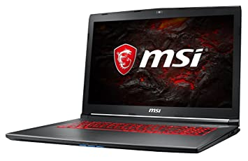 MSI GL72MVR 7RFX-834 17 Zoll Notebook