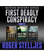 First Deadly Conspiracy - Box Set: McRyan Mystery Series, Books 1-3
