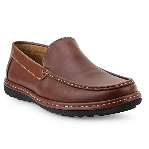 Collins Loafer Casual Tan 8.5