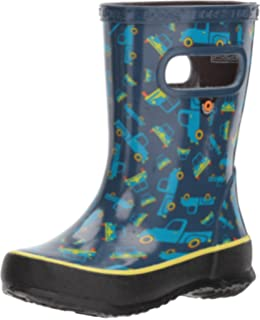 d2438b5d8 Amazon.com | Bogs Baby Bogs Waterproof Insulated Toddler/Kids Rain ...