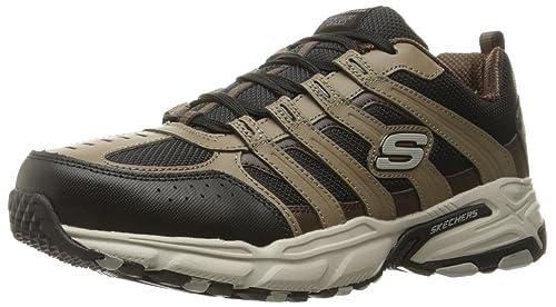 Zapatillas deportivas Stamina PlusRappel Oxford para hombre, Marršn / Negro, 6.5 M EE. UU.: Amazon.es: Zapatos y complementos