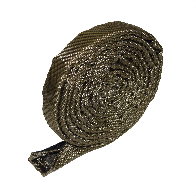 Heatshield Products 280010 Lava Tube Sleeve Shield 1-1//2 ID x 3