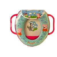 Pig-896334 Peppa Pig-Reductor mini wc con asas (Stor