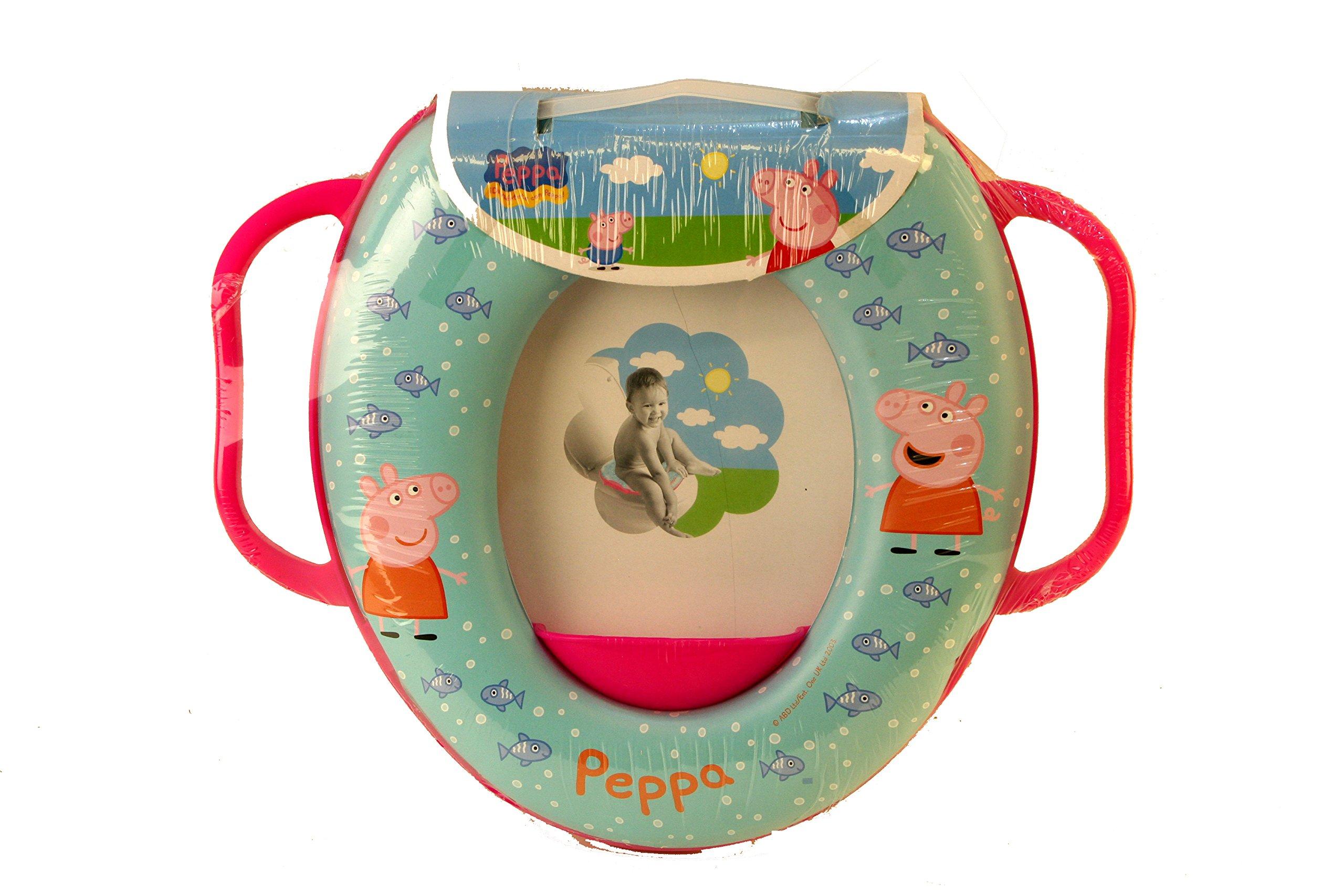Peppa Pig Toilet Seat by Peppa Pig