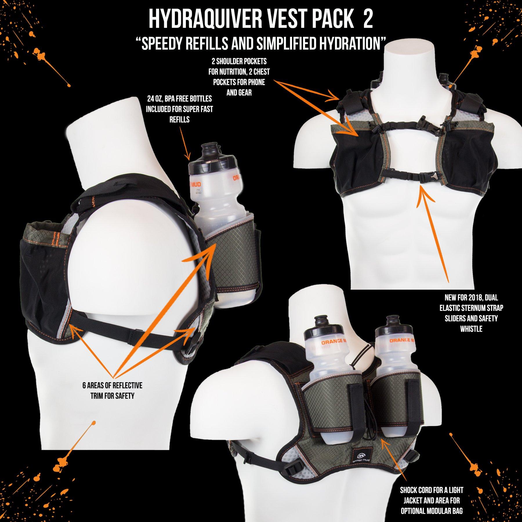 Orange Mud HydraQuiver VP2 2.0 (Gray) by Orange Mud (Image #1)