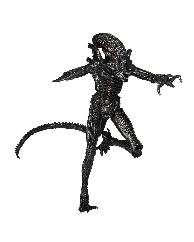 NECA Aliens Xenomorph Krieger Schwarz Serie 5 Alien 18cm Figur Modell Geschenk