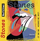 THE ROLLING STONES LIVE IN ZÜRICH 2017 No Filter Tour limited edition 2CD set in cardbox [Audio CD]