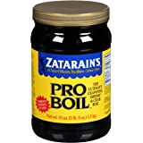 Zatarain's The Ultimate Crawfish, Shrimp & Crab Boil Pro Boil, 53 oz