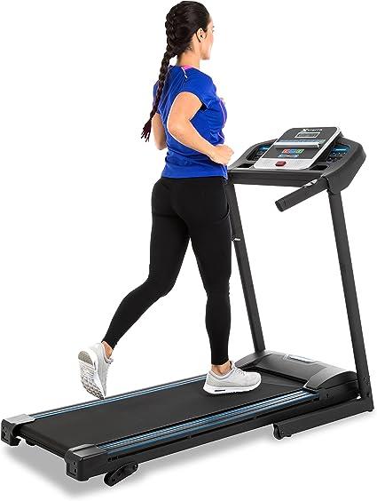 XTERRA Fitness TR150 - Cinta de Correr Plegable, Color Negro ...