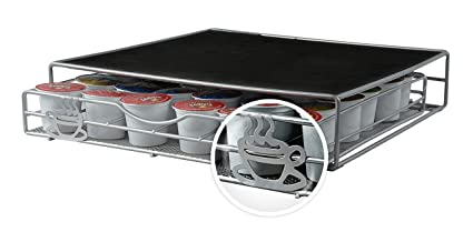 Southern Homewares Brand New Keurig K-cup Storage Drawer Coffee Holder for 36 K-  sc 1 st  Amazon.com : k cup storage drawer  - Aquiesqueretaro.Com