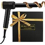 MadameParis - Fer à Boucler - Beauty Gun - Boucleur Cheveux - Coiffeur - Qualité Professionnelle - Céramique - 25mm