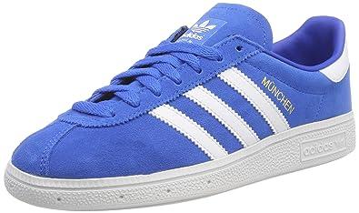 000 Bleu Fitness garçon Munchen de adidas 38 EU Azul Chaussures vqA0wUX