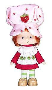"Basic Fun The Bridge Direct Classic Strawberry Shortcake Doll, 6"""