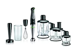 Braun MQ9097 Multiquick Hand Blender Black