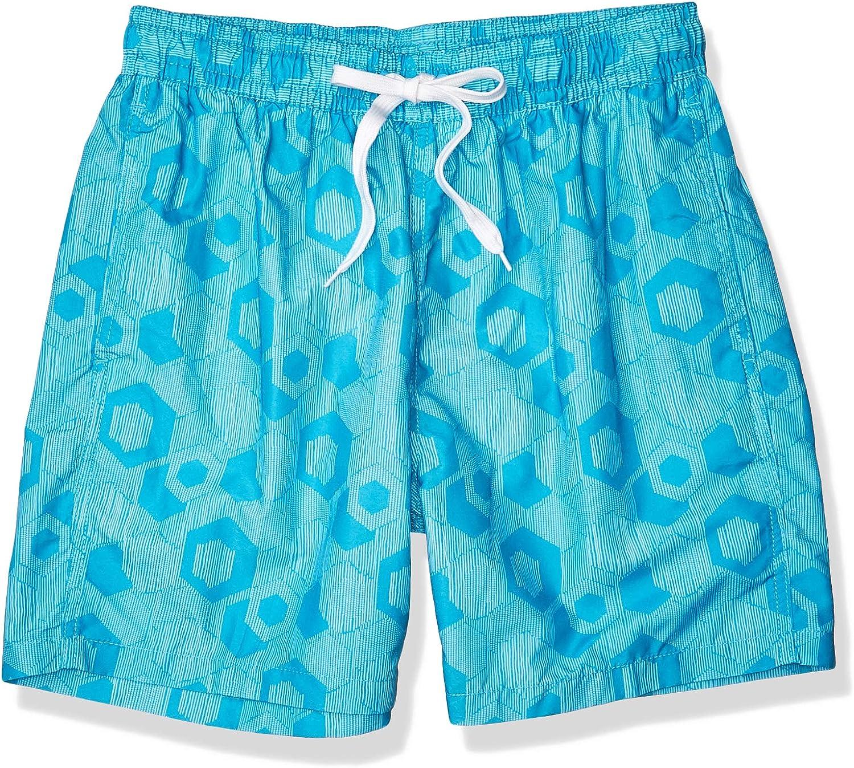 Regular /& Extended Sizes Swim Trunks Kanu Surf Mens Apollo Swim Trunks