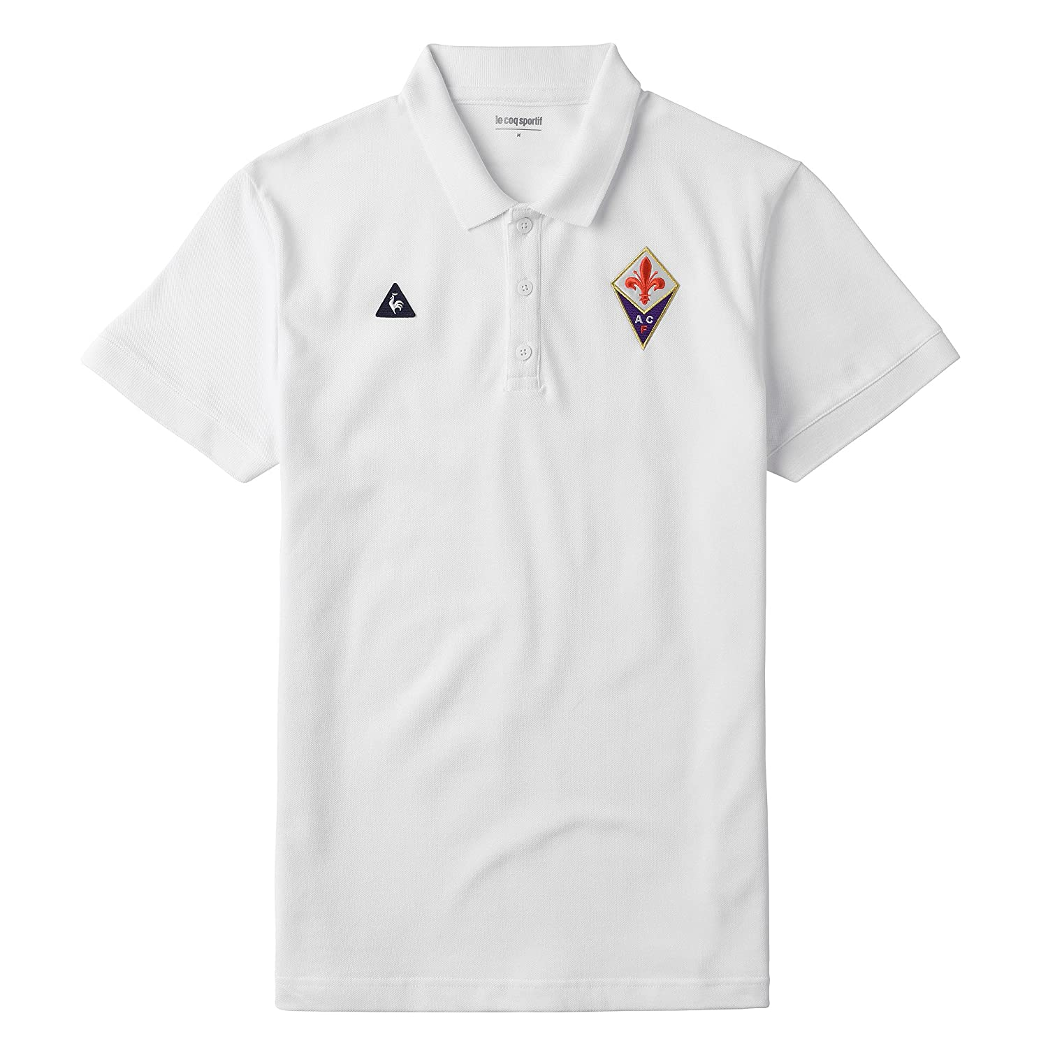 Tenue pres Players Polo SS optical white 15/16 Fiorentina Le Coq ...