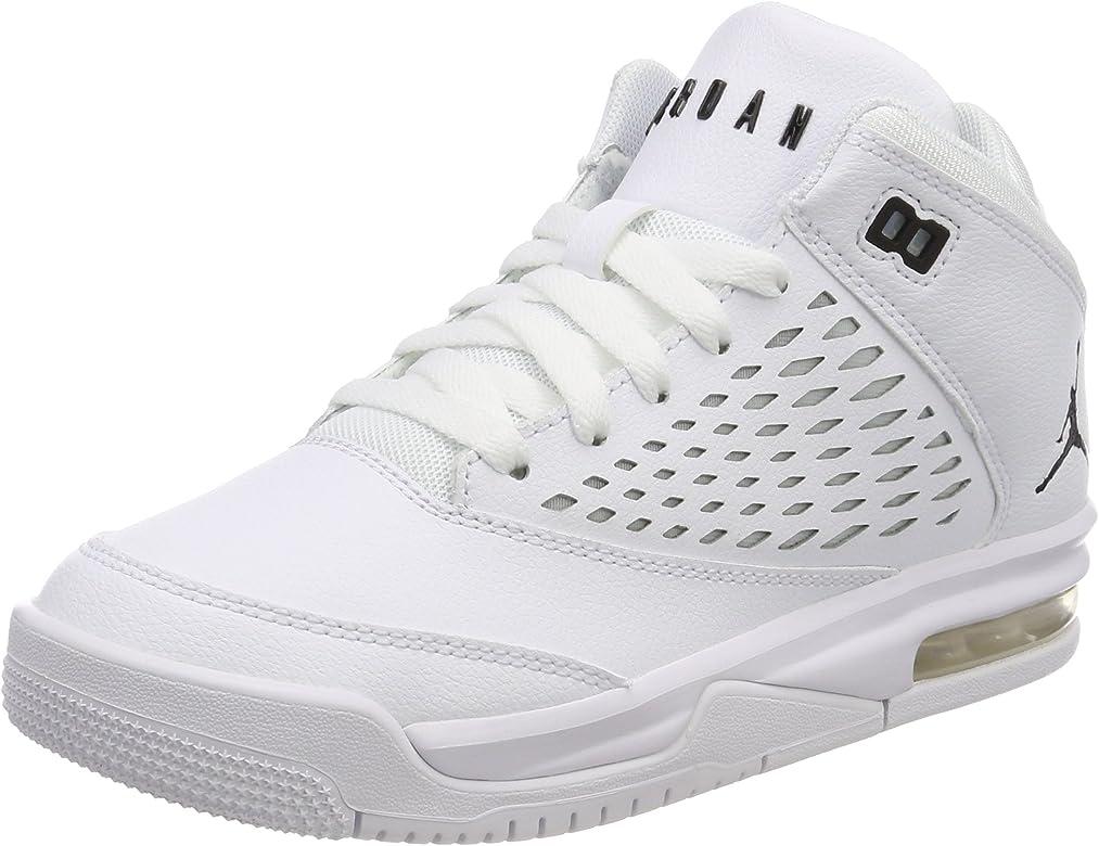 Nike Jordan Flight Origin 4 Bg, Zapatos de Baloncesto Unisex Niños ...