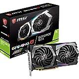 MSI Gaming GeForce GTX 1660 128-Bit HDMI/DP 6GB GDRR5 HDCP Support DirectX 12 Dual Fan VR Ready OC Graphics Card (GTX…