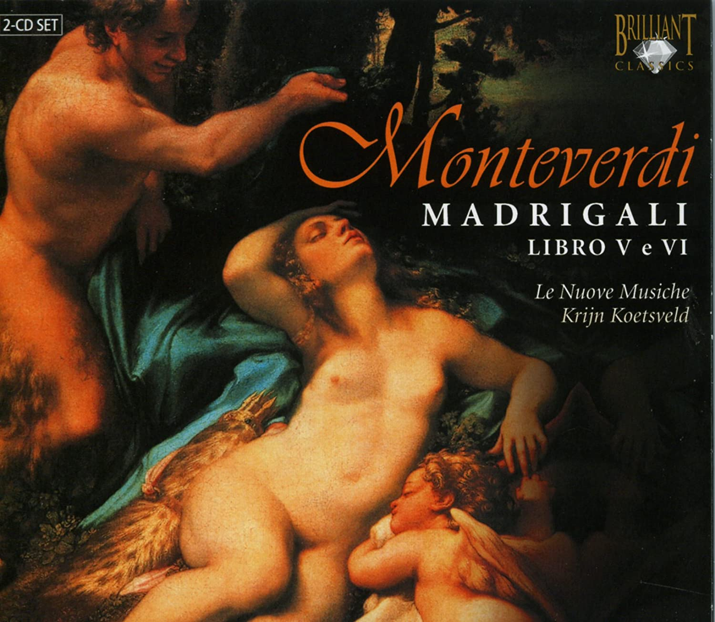 Sales Fifth Book of Madrigals mart