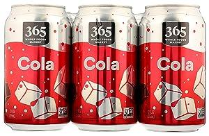 365 by Whole Foods Market, Soda, Cola (6 - 12 Fl Oz Cans), 72 Fl Oz