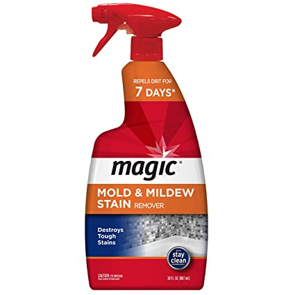 Amazon Magic Mold and Mildew Stain Remover Spray 30 fl oz