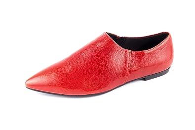 Vagabond Damen Halbschuhe Geschäft Halbschuhe Damen Rot Gr. 37  Amazon   Schuhe ae4b73