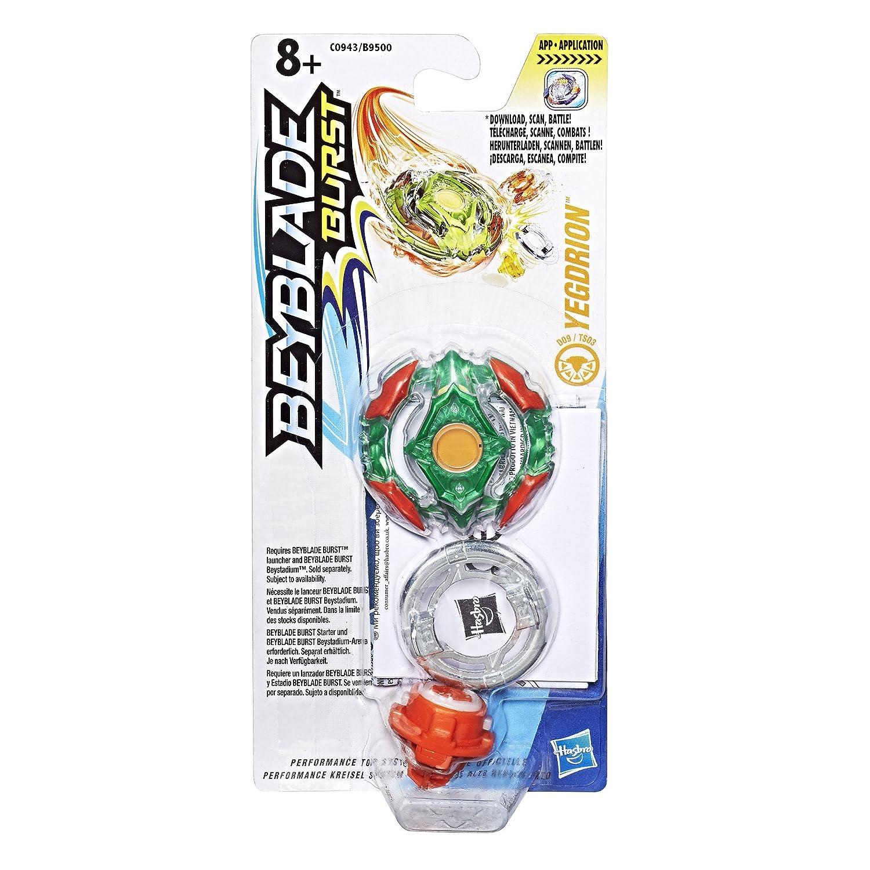 Beyblade Hasbro Toupie Single Top Yegdrion (C0943ES0): Amazon.es: Juguetes y juegos