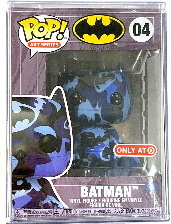 Art Series Batman #01 #02 #03 #04 Funko POP SET//LOT of 4 Target Exclusive